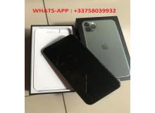 Apple iPhone 11 Pro Max - 512GB Whats-App : +33758039932