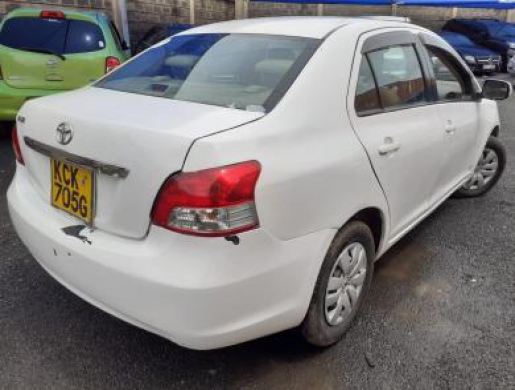 2010 Toyota Belta KCK Auto Petrol 1.3litre, Nairobi -  Kenya