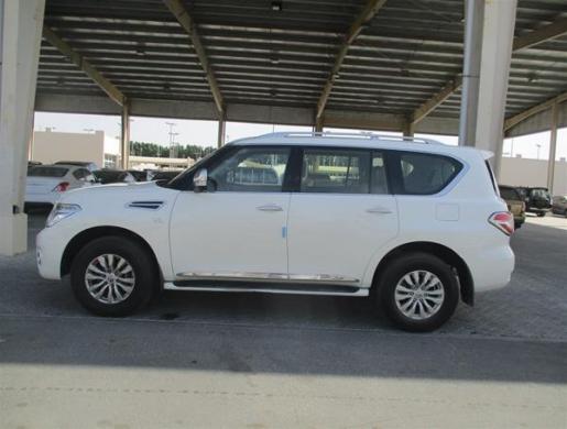 2016 Nissan patrol le platinum, Brazzaville -  Congo