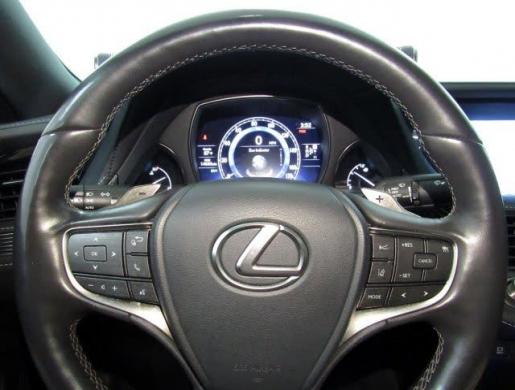 2018 Lexus LS 500 Atomic Silver, Brazzaville -  Congo
