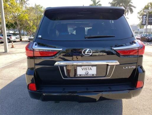 2018 Lexus LX 570, Libreville -  Gabon