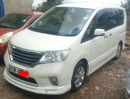 7 seater vans for hire and transfers,  -  Kenya