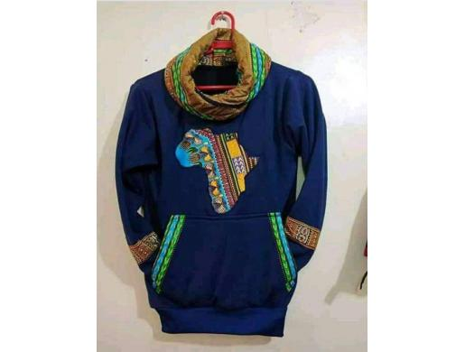 African prints hoodies, Nairobi -  Kenya