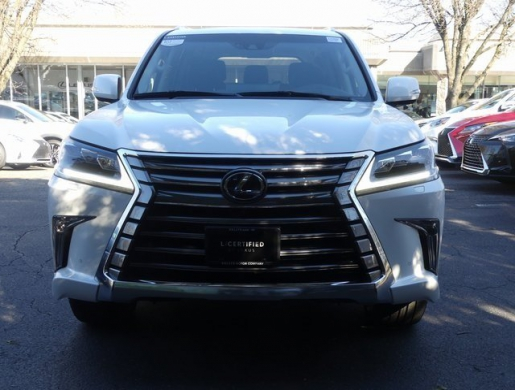 For sale 2017 Lexus LX570, No accident record and there is no mechanical or engine fault., Nairobi -  Kenya