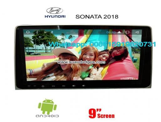 Hyundai Sonata Android car player, Lagos -  Nigeria