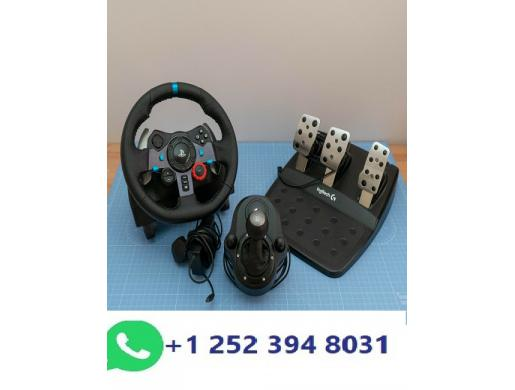 Logitech G29 Racing Wheel and Pedals + Gear Shifter for PS5/PS4/PS3 and PC, Nairobi -  Kenya