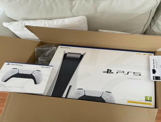 New PS5 Sony PlayStation 5 Console, Cabinda -  Angola
