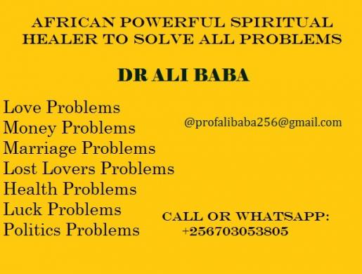 Powerful Real Love Spells in Uganda +256703053805, Jinja -  Uganda