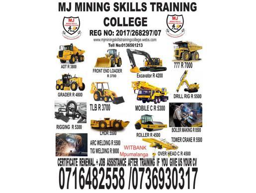 Roller training @ 0716482558 / 0736930317 in Witbank , Ermelo , Kriel , Secunda , Belfast , Delmas , Newcastle , Nelspruit , Volksrust, Witbank -  South Africa