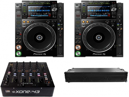 Sell Pioneer CDJ MK2000 DJM 800 Whatsapp :: +17403245917, Nairobi -  Kenya