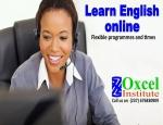 Apprends l'anglais en ligne.