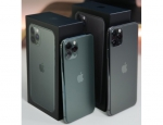 Apple iPhone 11 Pro, 256GB, Midnight Green - Fully Unlocked