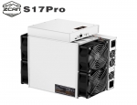 For Sell  Bitmain Antminer Z11,Bitmain Antminer S17 PRO - 53TH/s
