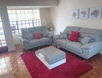 2 bedrooms furnished and serviced westlands