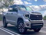 2020 Toyota Tundra TRD Pro Silver i-Force 5.7L V8 URGENT SALE