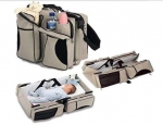 3 in 1 Diaper Bag/ Travel Bassinet - Angie's Baby Shop