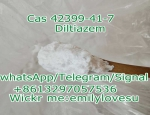 99.8%Purity Diltiazem CAS 42399-41-7 With China Factory price