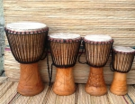 African Drum Lessons - Learn Rhythms and Beats.