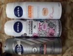 Anti transpirant et deodorant Nivea
