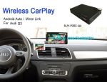 Audi Q3 Wireless Apple CarPlay Box Original Screen Update
