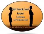 Bring back lost lover permanently +27748333182 powerful love spell caster Katlehong,Vosloorus