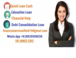 Do you need a genuine Loan to settle your bills and startup business