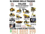 Excavator Training in Nelspruit Witbank Ermelo Kriel Secunda 0716482558/0736930317
