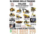 Excavator Training in Witbank Delmas Kriel Nelspruit Ermelo Secunda 0716482558/0736930317