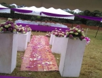 Flowers in Nairobi