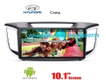 Hyundai Creta Android car player