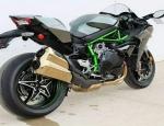 Kawasaki Ninja H2 available