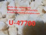 lab chemical opioid U47700 powder & Crystal ,u-47700  (WhatsApp: +8617033447831 )