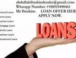 LOAN OFFER FOR EVERYBODY HERE APPLY NOW