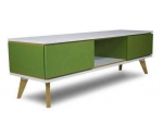Mint Green Tv Stand