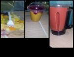 Njoroge's Fresh Blended Juices.