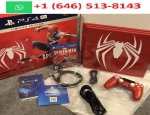 PlayStation 4 Pro PS 4 Marvel`s Spider-Man Limited Edition 1TB Console Sony