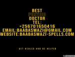 powerful traditional healer and spell caster