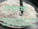Sildenafil cas 139755-83-2 Sex Drugs , Viagra Sex Enhancer Steroids