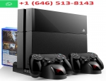 SONY PLAYSTATION 4 PRO 1TB JET BLACK
