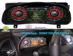 Toyota Highlander 2015-2019 Car dashBoard Multimedia player Android 12.3inch