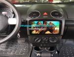 Volkswagen VW Beetle Car audio radio android GPS navigation camera