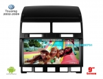 Volkswagen vw Touareg Car radio Video android GPS navigation camera